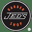 Jed's Barbershop Logo
